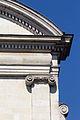Détail de la façade de l'église Saint-Étienne (nord), Rennes, France.jpg