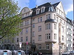 Carlstor in Düsseldorf