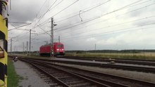 Soubor:DB Class 102, Velim railway test circuit (Czech Republic) b.webm