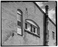DETAIL OF SECOND-STORY WINDOWS, SOUTH SIDE - Montello Mercantile Company, 12 Main Street, Montello, Marquette County, WI HABS WIS,39-MONT,1-8.tif