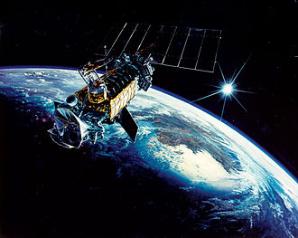 Measurement of sea ice - DMSP satellite
