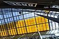 Dachkonstruktion im Stadtcenter Rolltreppe - Ladengeschäfte im Stadtzentrum von Halle Saale - panoramio (2).jpg