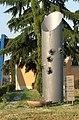 Dalmine monumento casello.jpg