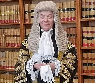Victoria Sharp British judge