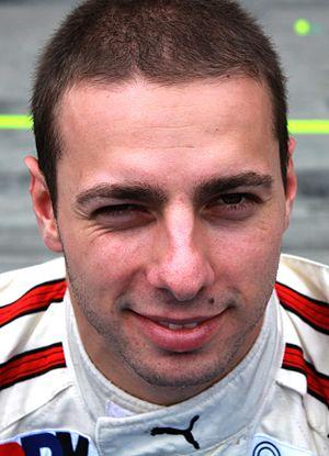 Daniil Move - Move at the Nürburgring round of the 2012 Formula Renault 3.5 Series season