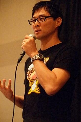 Danny Choo - Choo at the 2012 New York Comic Con