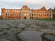 Dargun Kloster und Schlossruine