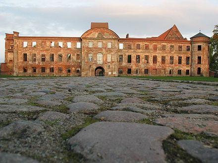 List of castles and palaces in Mecklenburg-Vorpommern ...