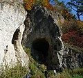 Das Dorf Loch ist nach diesem Loch im Felsen benannt. - panoramio.jpg