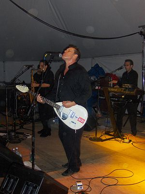 Dave Wakeling - Dave Wakeling on stage in 2007