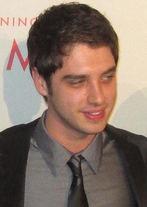 David Lambert (actor) - Lambert in 2014
