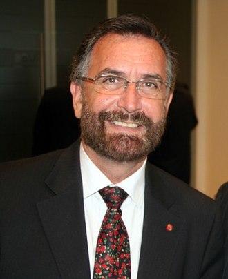 David Rosen (rabbi) - David Rosen in 2009