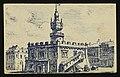 Dawny ratusz (obecnie Trybunal) w XVI w. 1915-1930 (72269870).jpg