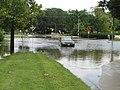DeKalb Il Kishwaukee River Flood2.JPG