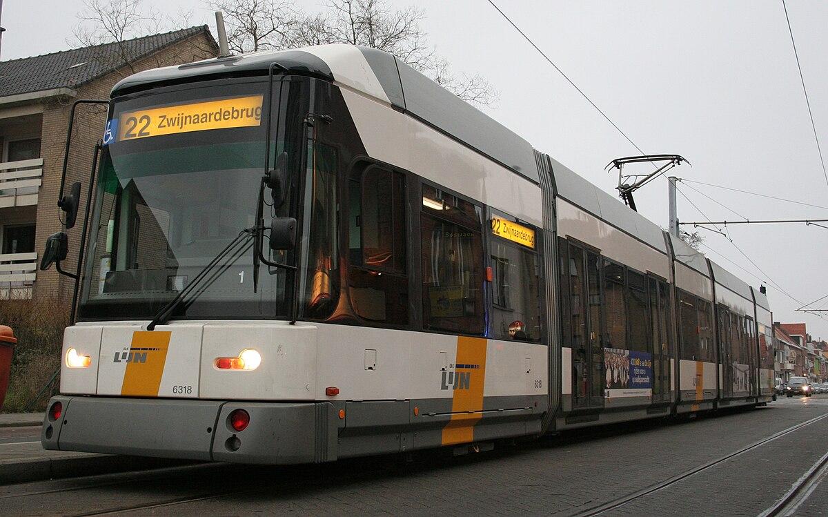 gentse tram wikipedia