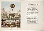 De luchtballon van Godard en Kermisvreugde - PPN 84421096X - Image 2.jpeg