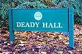 Deady Hall Sign (38497542302).jpg