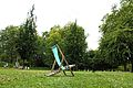 Deckchairs in St James Park (6017023003).jpg