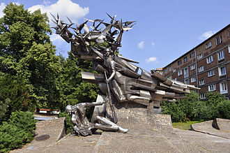 Defence of the Polish Post Office in Danzig - Monument to the Defenders of the Polish Post Office, Gdańsk