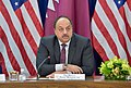 Defense Minister Khalid bin Muhammad al-Atiyah Delivers Remarks at the High-Level Opening Session of the Inaugural U.S.-Qatar Strategic Dialogue.jpg