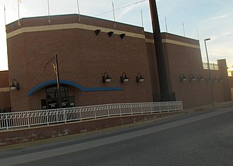 Delaware Sports Museum and Hall of Fame - Image: Delaware Sports Museum and Hall of Fame building