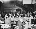 Delegates of the Potsdam Conference in Germany seated around the conference table. Soviet leader Josef Stalin is... - NARA - 198893.tif