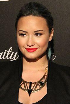 Demi Lovato nel 2013