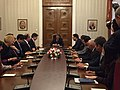 Deputy Secretary Blinken Meets With Bulgarian President Plevneliev in Sofia (26309359704).jpg