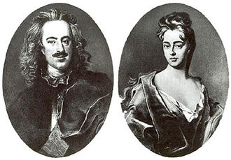 Anna Louise Föhse -  Leopold I and Anna Louise Föhse
