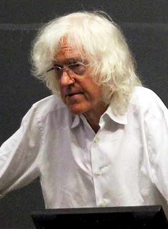 Derek Parfit - Parfit at Harvard University in April 2015
