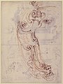 Design for a Cartouche (recto); Designs for Frames (verso) MET 1975.123 RECTO.jpg
