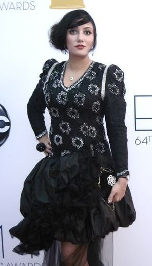 Arefeh Mansouri - Mansouri at the Emmy Awards in 2012