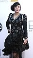 Designer Arefeh Mansouri at the Emmy Awards.jpg
