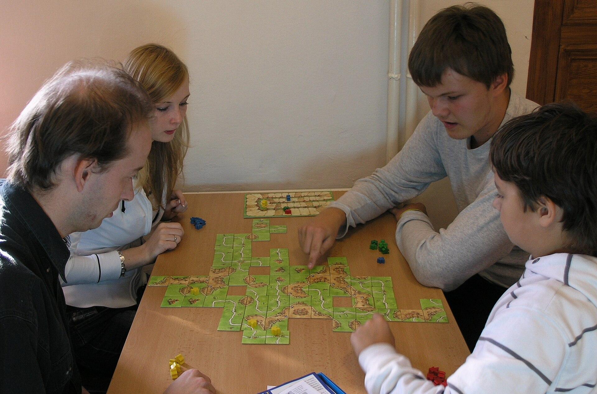 Carcassonne Spielanleitung
