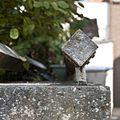Detail van 2 balken op Y-vormige metalen ondersteuning rechts - Heemstede - 20429489 - RCE.jpg