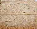 Detall del mur de l'església de sant Vicent màrtir, Benimàmet.JPG