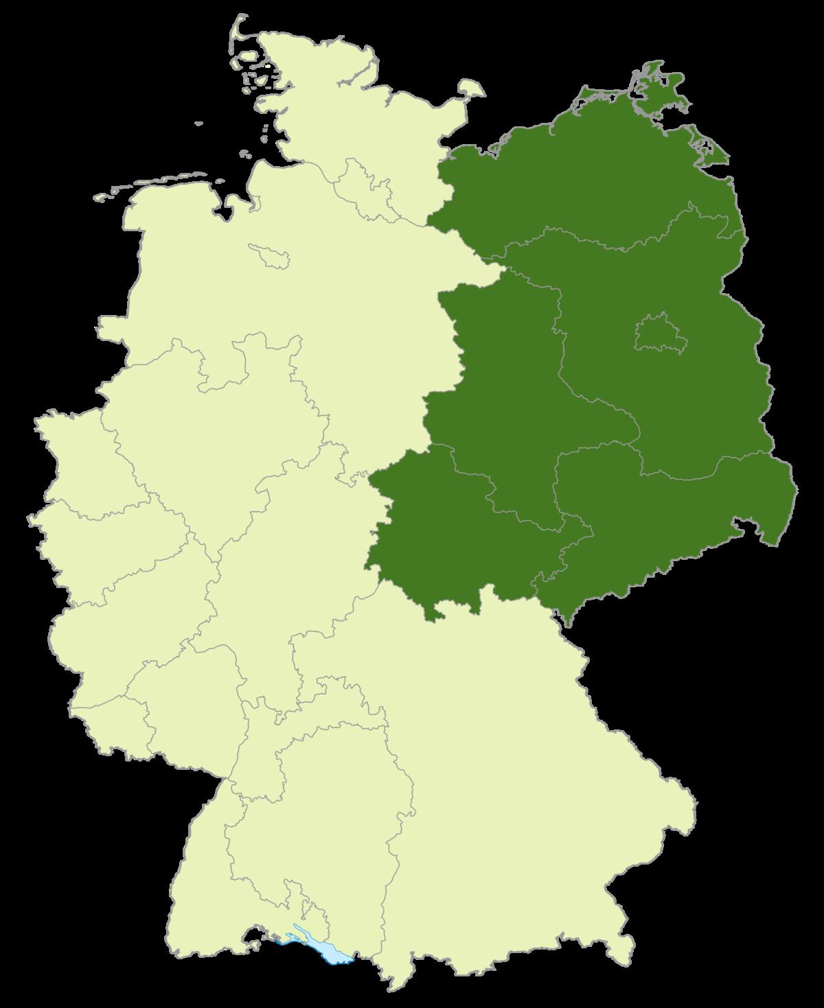 nordost deutschland
