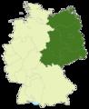 Deutschland Lage von Ostdeutschland.PNG