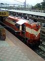 Devagiri Express with a WDM-3A (Baldie loco).jpg