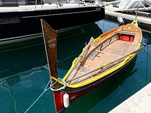 Dghajsa Cottonera Marina n01.jpg