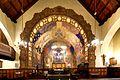 Die Alesunder Kirche ist ein beeindruckendes Gesamtkunstwerk. 11.jpg