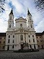 Die Piaristenkirche in der Josefstadt - panoramio.jpg