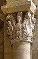 Die Romanischen Kapitelle in der Eglise Notre-Dame de la Fin-des-Terres in Soulac. 05.jpg