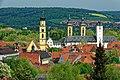 Die Türme von Bad Mergentheim am Nachmittag. 01.jpg