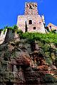 Die beeindruckende Ruine der Burg Wertheim am Main. 12.jpg
