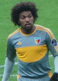 Diego Biseswar Dutch professional footballer