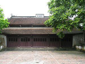 Từ Sơn - Dan Pagoda in Từ Sơn.