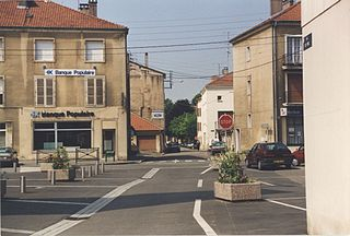 Dieuze Commune in Grand Est, France