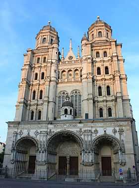 Image illustrative de l'article Église Saint-Michel de Dijon