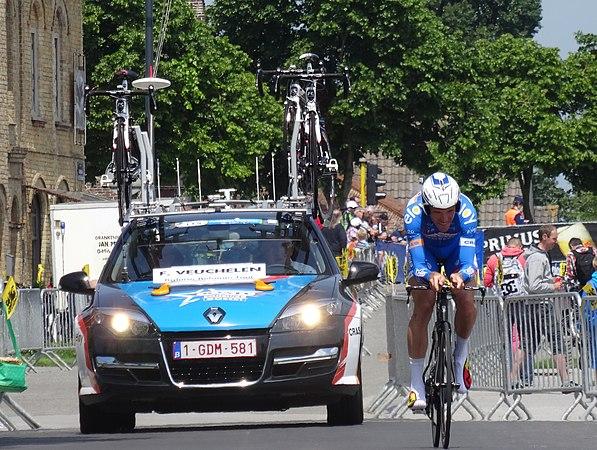 Diksmuide - Ronde van België, etappe 3, individuele tijdrit, 30 mei 2014 (B064).JPG